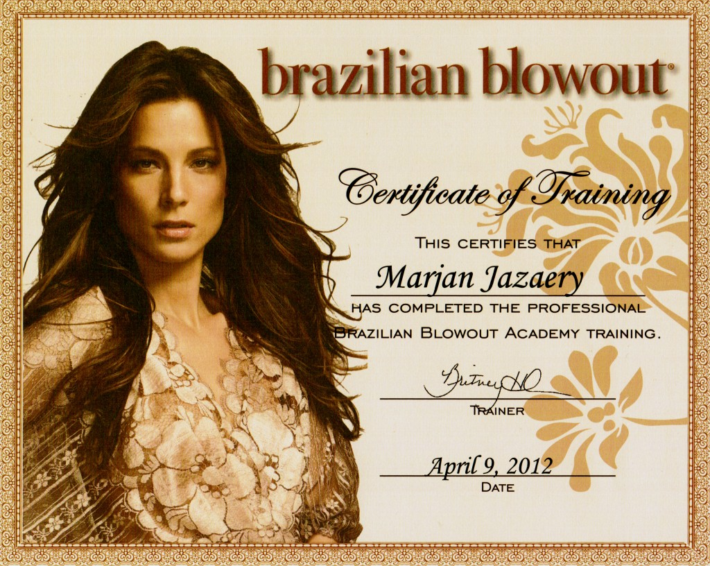 brazilian blowout cost image