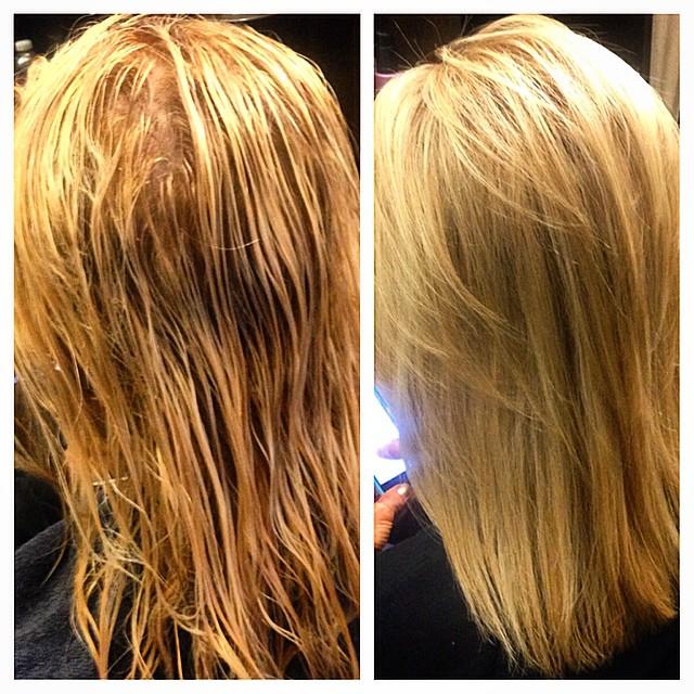 Hair Botox The M Salon 2 The M Salon