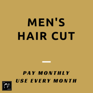 men's haircut image