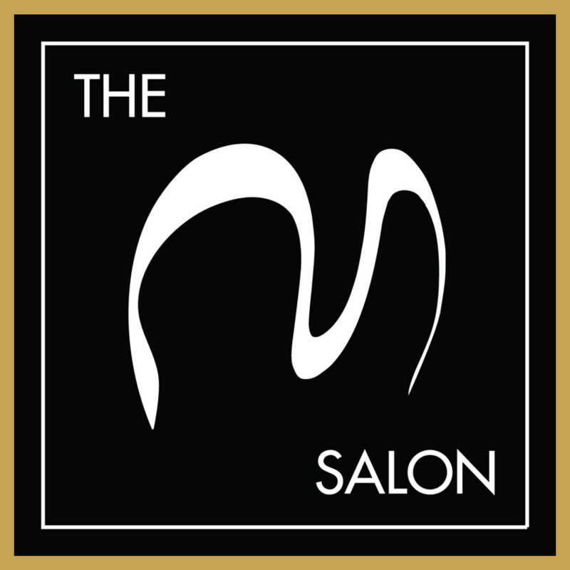 The M Salon Logo