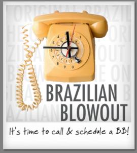 Brazilian Blowout Split End Repair photo